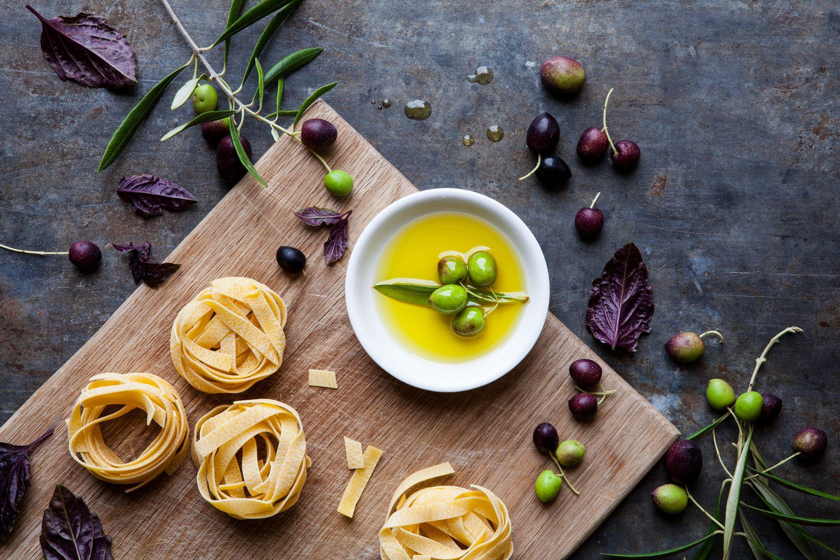 Оливковое масло - польза для здоровья