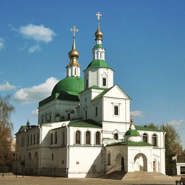 KURTES в Даниловском монастыре