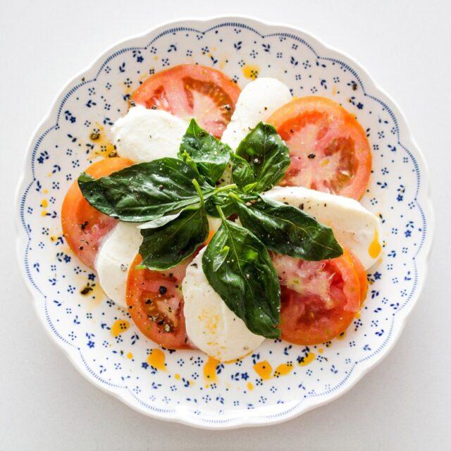 Полезный и лёгкий перекус или дополнение к основному блюду